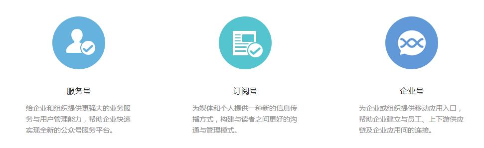 方维详解微信公众平台之微信企业号